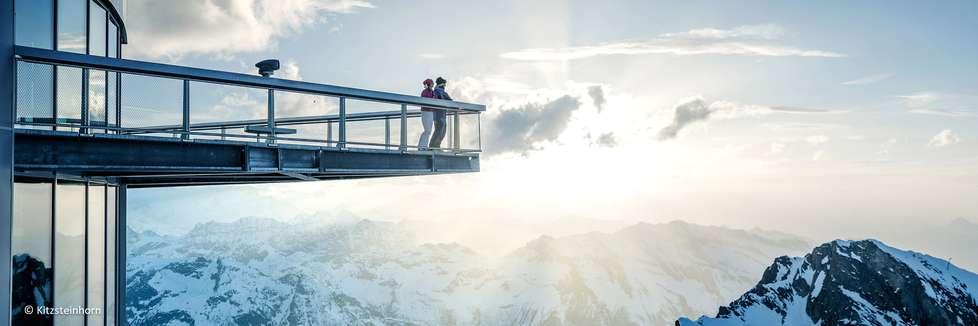 Skigebiete mit höchster Schneesicherheit
